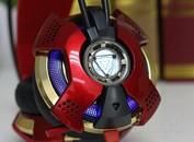 宜博钢铁侠3游戏耳机