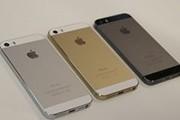 金色版很好看 苹果iPhone5s真机上手玩