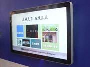 特思达展示透明广告机