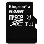 金士顿64GB TF存储卡