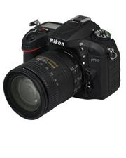尼康D7100套机(18-105mm)