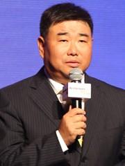 京东集团执行副总裁兼首席营销官 蓝烨
