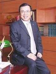 世界级品牌目标 我们在路上<em><i>李东生</i>TCL<br/>董事长</em>