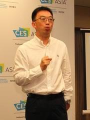 哈曼嵌入式音响事业部副总裁兼总经理<br/><span>刘苍松</span><i></i>