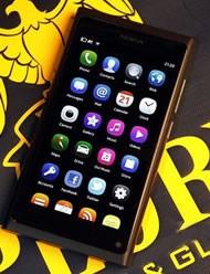 Sailfish OS终端诺基亚N9