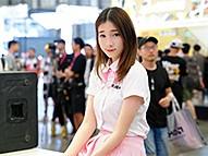 �@些是我�(jian)�^(guo)今年ChinaJoy最美的showgirl