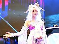 ChinaJoy2019showgirl精(jing)�x(xuan)特� �@�l能�得住