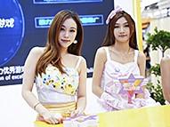 突然心动!ChinaJoy2019最全showgirl曝光