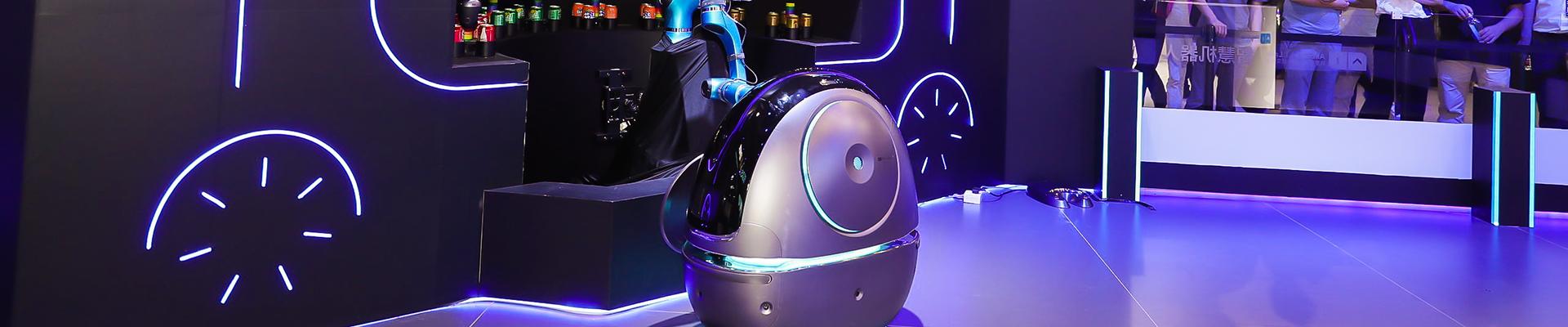 AI Labs机器人/智能物流车赋能城市