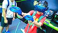 现场VR体验游戏大作