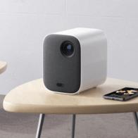 小米 米家青春版 投影仪 投影机家用 (1080P全高清 小米电视机相同内容源 开机即对焦)