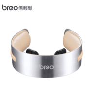 倍轻松(breo)脉冲颈椎按摩器 BR110 颈部按摩仪 办公室护颈仪 热敷 富贵包 充电便携送礼 新一代护颈仪礼品