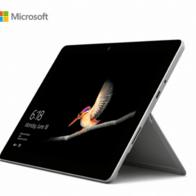 微软(Microsoft)Surface Go 二合一平板电脑 10英寸(英特尔 奔腾 金牌处理器4415Y 4G内存 64G存储)