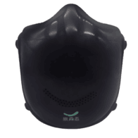 现货原森态Q5PRO防雾霾pm2.5电动口罩防花粉过敏电子口罩学生成人款通用款 成人款Q5PRO黑色+2片滤芯