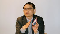 HTC全球营销副总裁:张嘉临