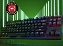 雷蛇 Razer 猎魂光蛛竞技版 线性光轴 有线机械键盘