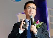 中国惠普副总裁金卫东介绍市场策略