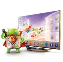LG观韵安卓电视