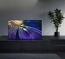 索尼OLED电视A90J