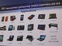 瀚瑞微电子投射电容技术
