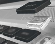 超静音,1.5mm长键程