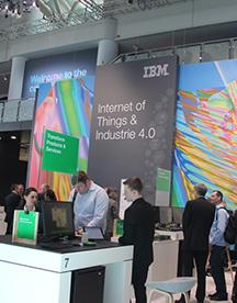 "IBM如何玩转""工业4.0""?"