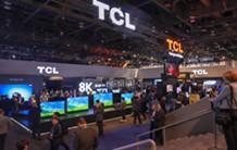 TCL在CES上再令友邦惊诧