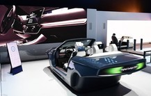 三星基于5G传输技术的Digital Cockpit 2020