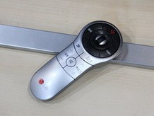 操作方便的动感遥控器