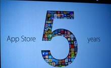 App Store还有一个月就5岁了
