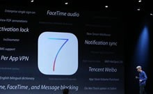 iOS 7系统添加了诸多新功能