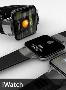 苹果正在申请iWatch商标 或推智能手表