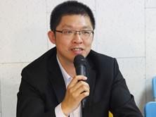 王笑松先生讲话