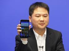 展示中兴Grand Memo手机