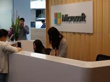 微软广州办公室