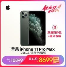 苹果 iPhone 11 Pro Max(256GB/国行全网通)