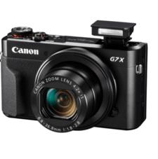 佳能(Canon)PowerShot G7 X Mark II G7X2 数码相机 Vlog相机 视频拍摄