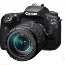 [热卖商家推荐]佳能 EOS 90D套机(18-135mm)
