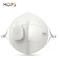 MOPS 忻风动力口罩 智能穿戴设备口罩 N95标准 成人款 1套(3片口罩+1动力换气模块)