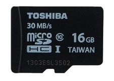东芝 16G TF存储卡
