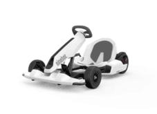 九号小米平衡车九号卡丁车套装 智能四轮电动体感车
