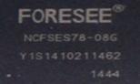 FORESEE 8GB高速闪存