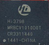 海思3798处理器