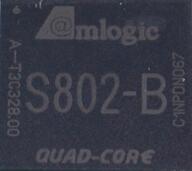 Amlogic S802-B四核处理器