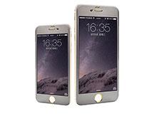 D.T iPhone 6钛合金金属钢化膜
