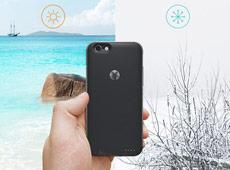 经典商务款酷壳iPhone 6充电保护壳