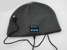 创意运动式音乐蓝牙耳机帽子 ¥80元