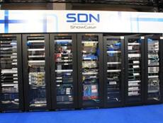 """华为NE40E助力""""ShowNet""""SDN展区"""
