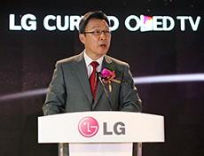 LG中国区总裁/董事长慎文范先生