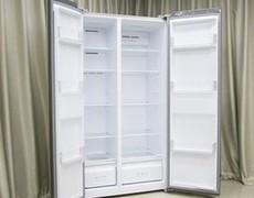 TCL对开门冰箱评测